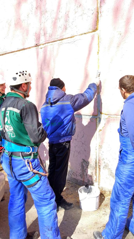 Москва промышленный альпинист работа